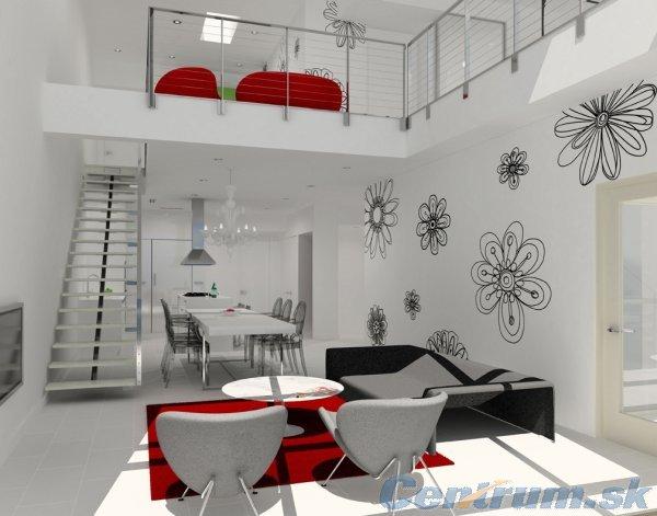Interier I - Obývacie izby a sedacie súpravy - Obrázok č. 64
