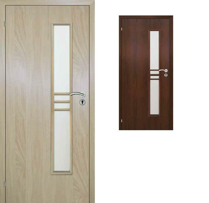 Biele schodisko a interierové dvere? :-) - Tieto sa nám páčia najviac .. ale čisto biele ...