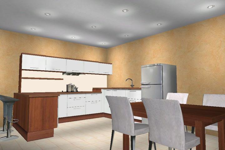 Kuchynka - Návrhy a inšpirácie - Skrinky nad umyvadlo?? ano alebo nie? alebo okno?