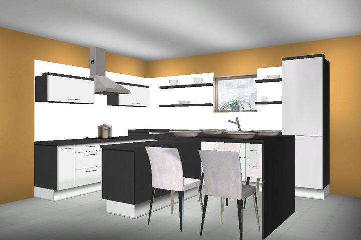 Kuchynka - Návrhy a inšpirácie - Zmenili sme rozmery takže takáto kuchynka nebude.. ale je tiež krásna