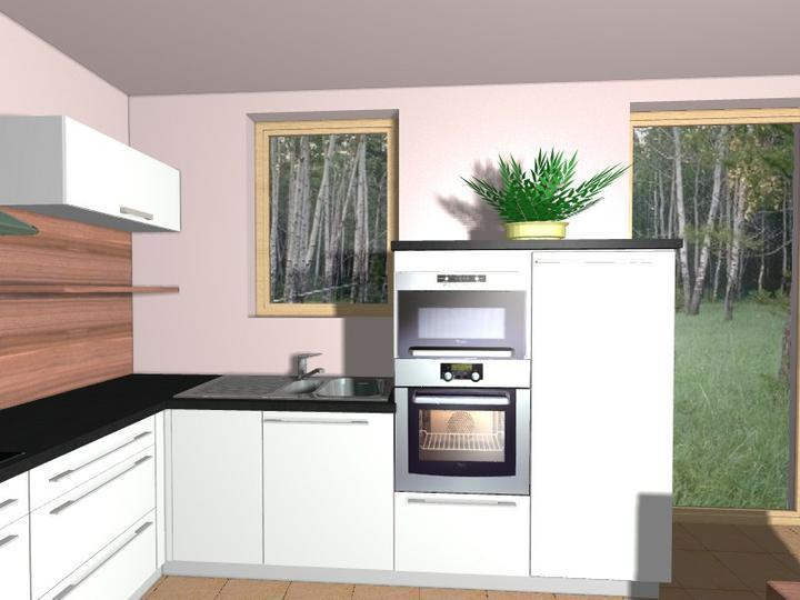 Kuchynka - Návrhy a inšpirácie - oresi