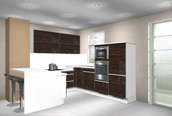 Kuchynka - Návrhy a inšpirácie - Obrázok č. 3