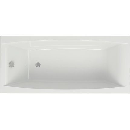Ten NÁŠ 🏡 - Cersanit VIRGO akrylátová vaňa 170 x 75 cm. Takú istú máme už 10 rokov v byte ;-)