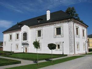 Sobášny palác v Bytči - už je zarezervovaný :-)