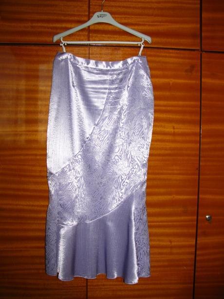 Svetlofialový kostým 3-dielny, veľkosť 46 - Obrázok č. 4