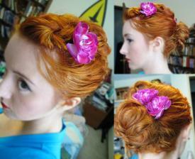dokonalá farba vlasov