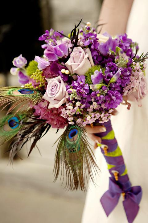 Nasa mala fialova - inspiracie - kytička je najväčšia dilema