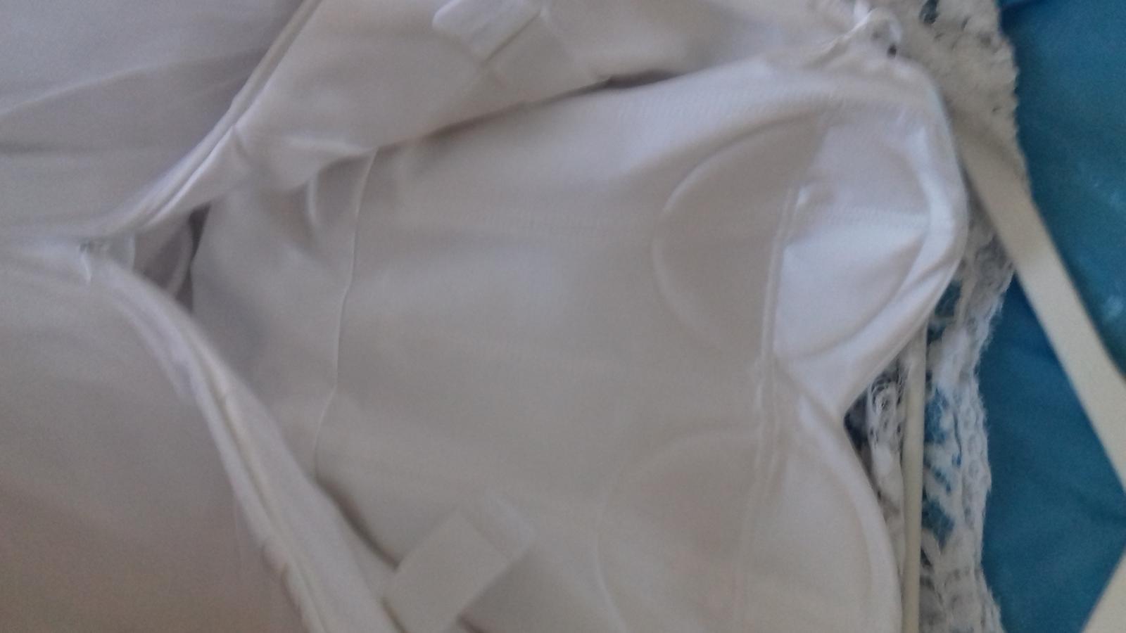 Svadobné šaty pre nižšiu nevestu - Obrázok č. 2