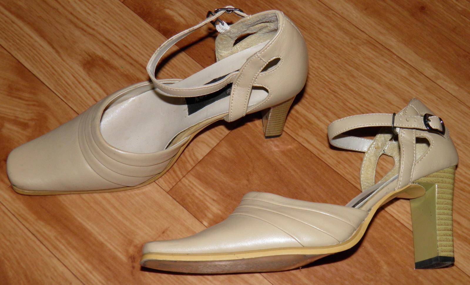 Dámske topánky - Obrázok č. 3