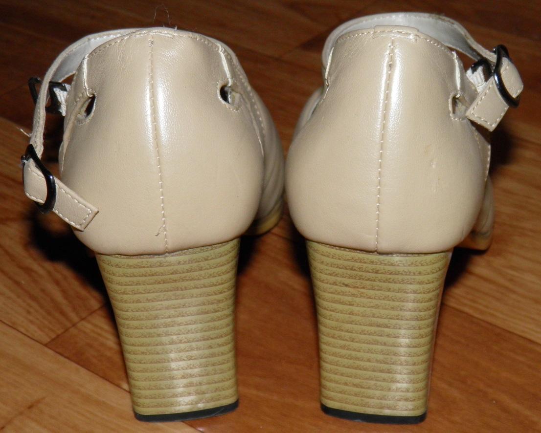 Dámske topánky - Obrázok č. 4