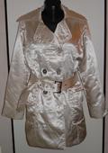 Dámsky príležitostný kabát, nenosený, 44