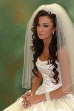 Nádherná nevěsta !