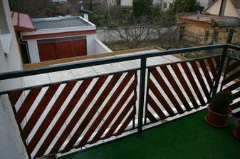 kedysi sme mali pristavený len balkón