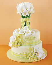 fakt pěkný. Krásný jarní dort :-)
