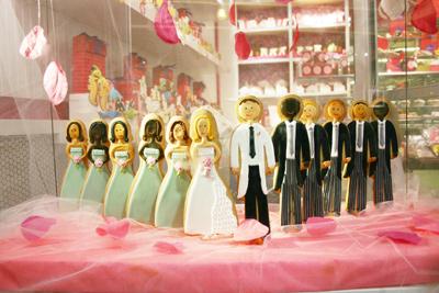 H - cukrovi svadobcania:)