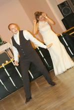 first suprise wedding dance