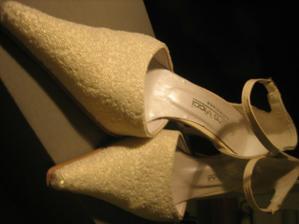 Takéto krásne topánočky budem mat.