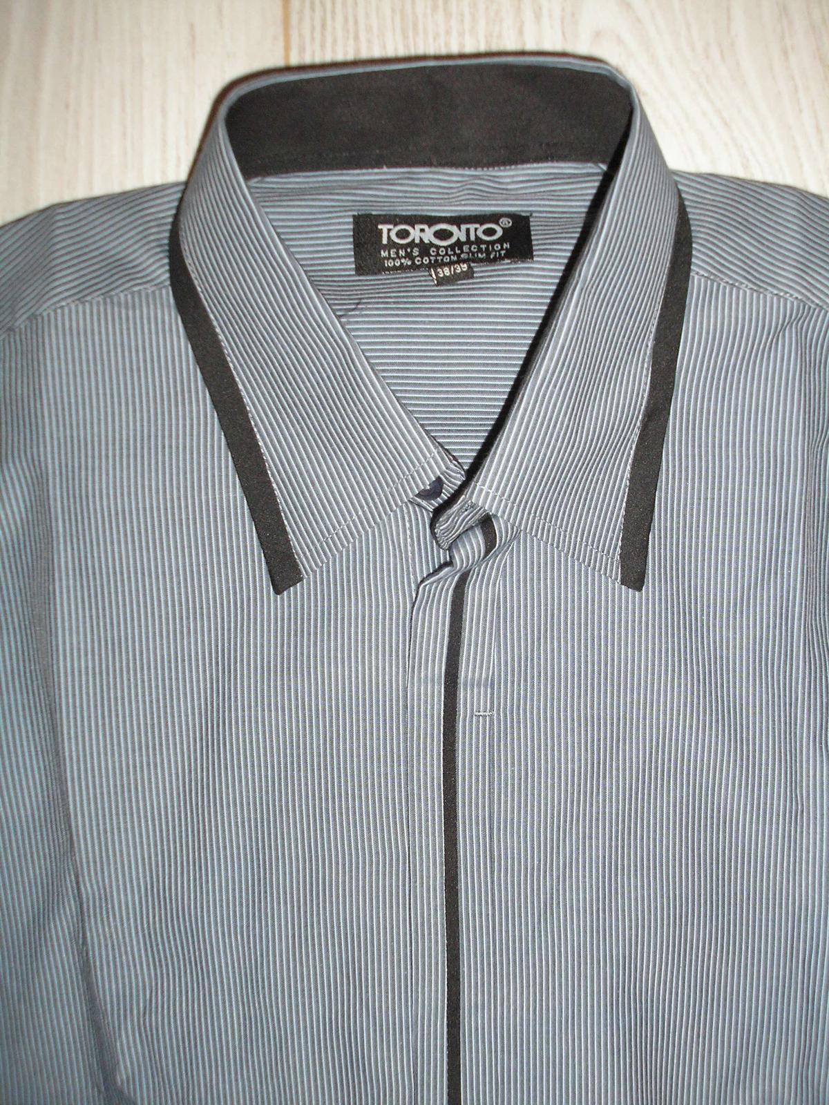 Slim košeľa - Obrázok č. 1