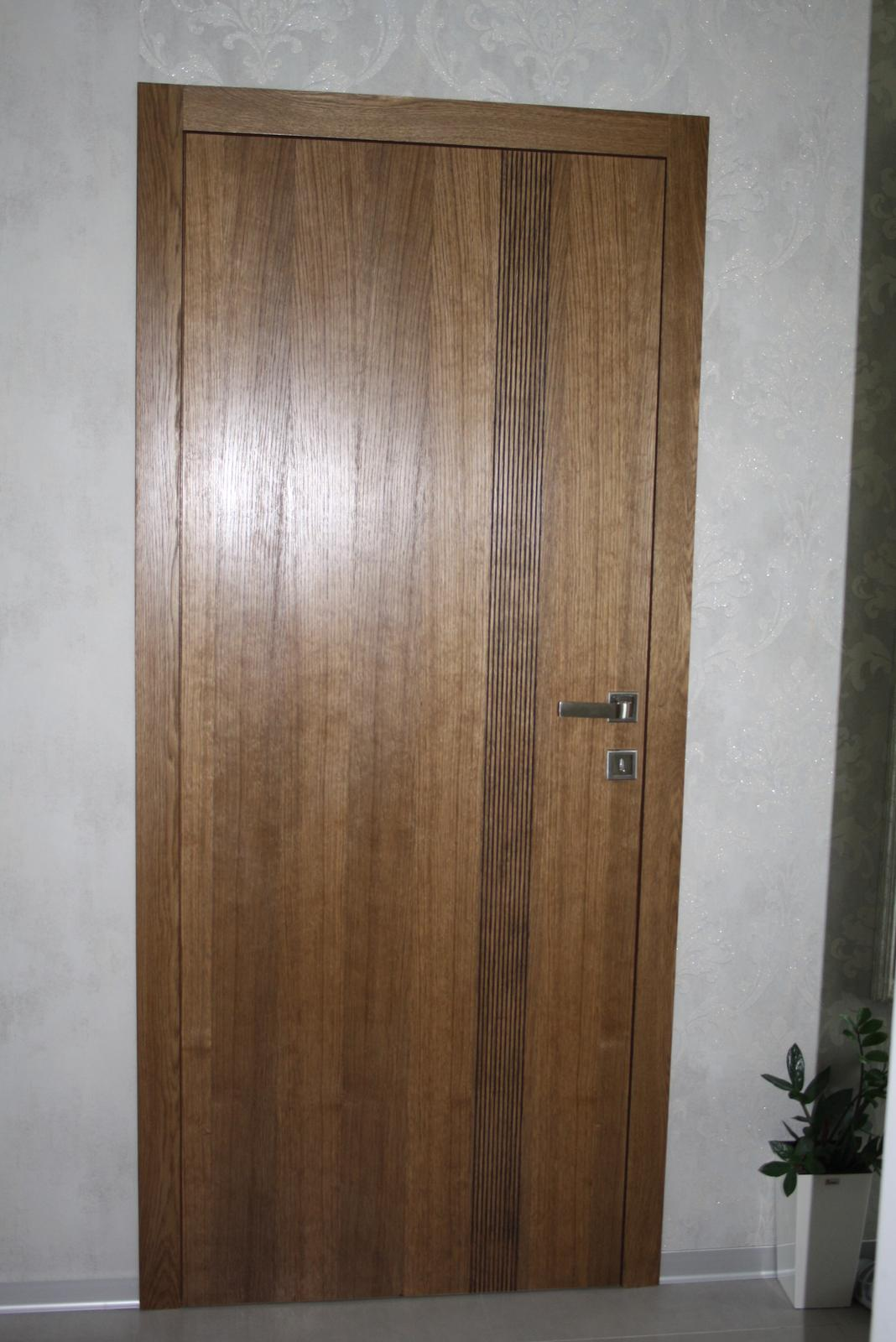 Náš dom - Bezfalcové reverzné dvere.Otváranie dovnútra:)