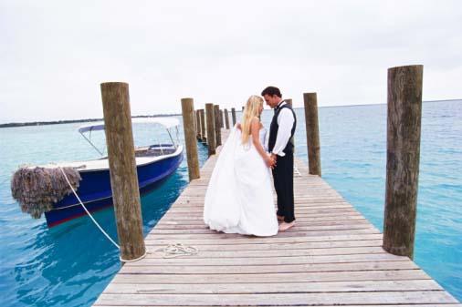 Wedding by the sea - ..jeeeej :)