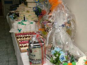 naše tortičky a darčeky