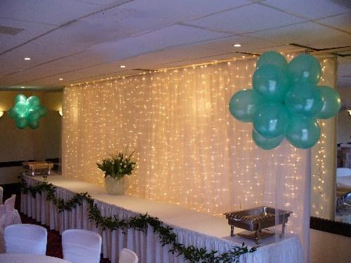 JUVI - svadobné a bytové dekorácie - svetelná stena - látka 50e1a31b045
