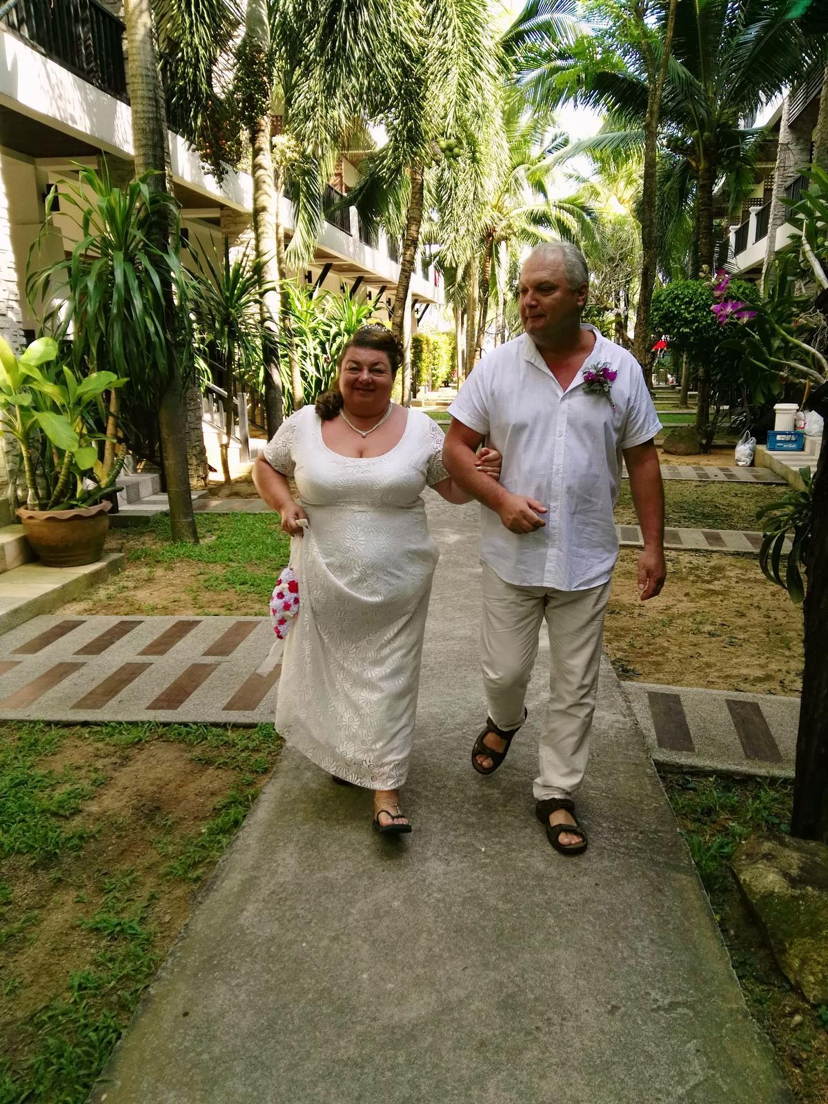 Svadba v raji Thajsko - Obrázok č. 10