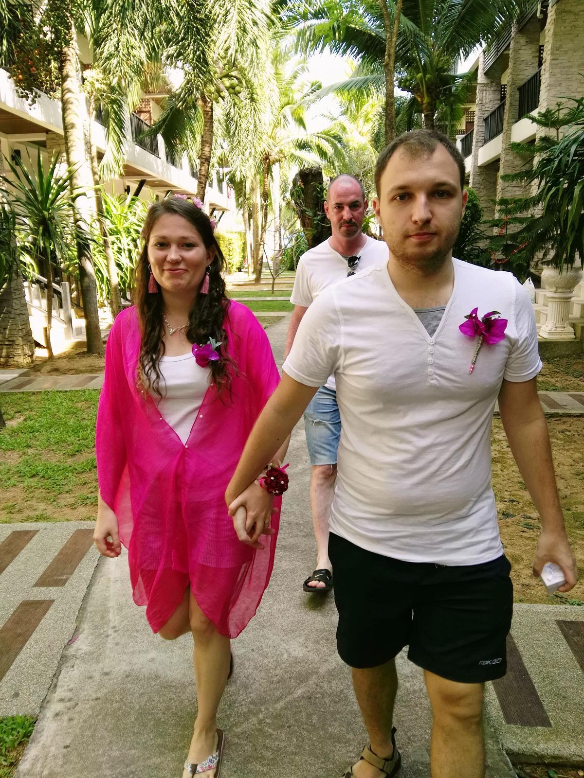 Svadba v raji Thajsko - Obrázok č. 11