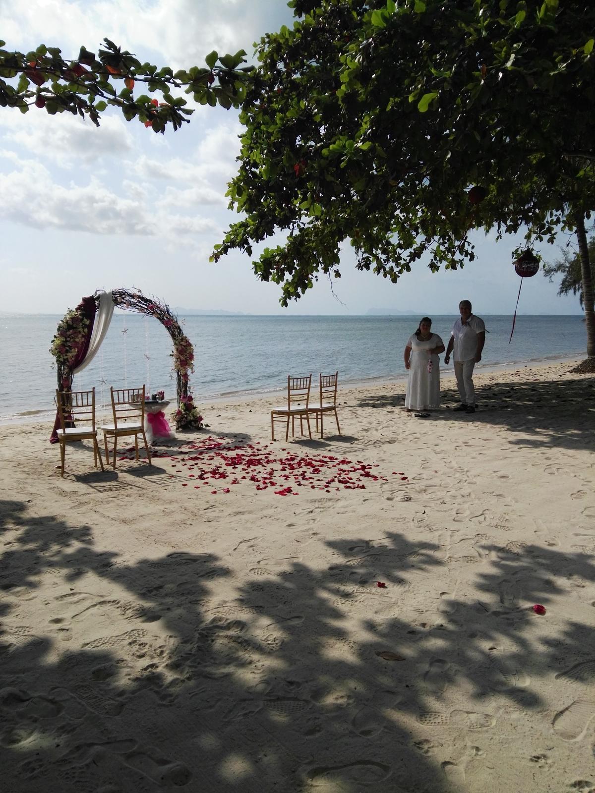 Svadba v raji Thajsko - Obrázok č. 12