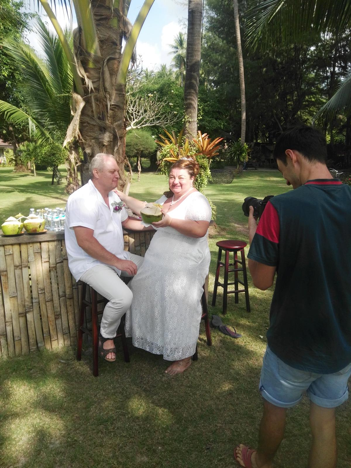 Svadba v raji Thajsko - Obrázok č. 13