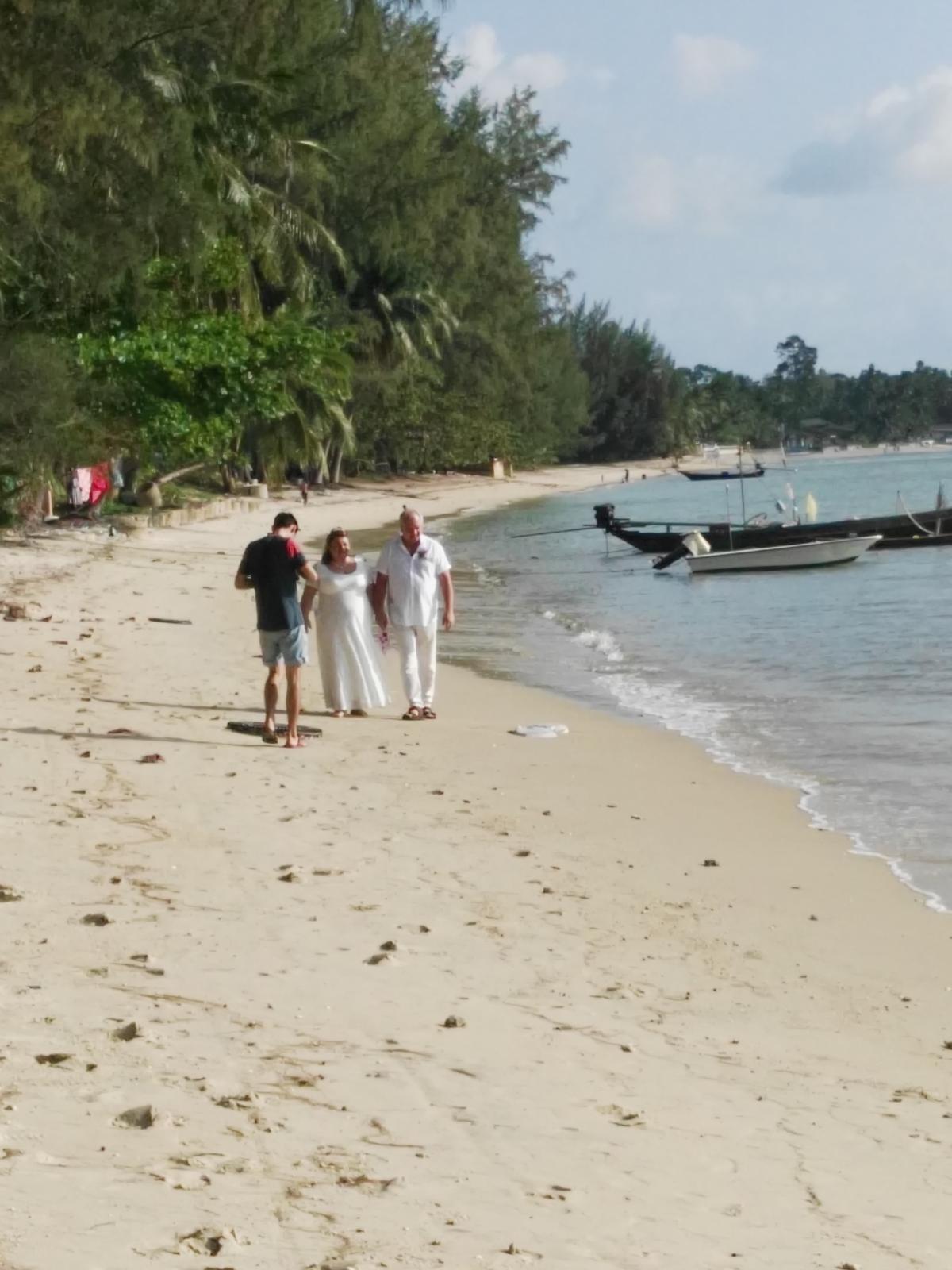 Svadba v raji Thajsko - Obrázok č. 16