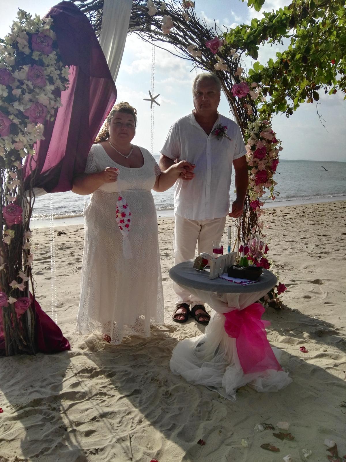 Svadba v raji Thajsko - Obrázok č. 18