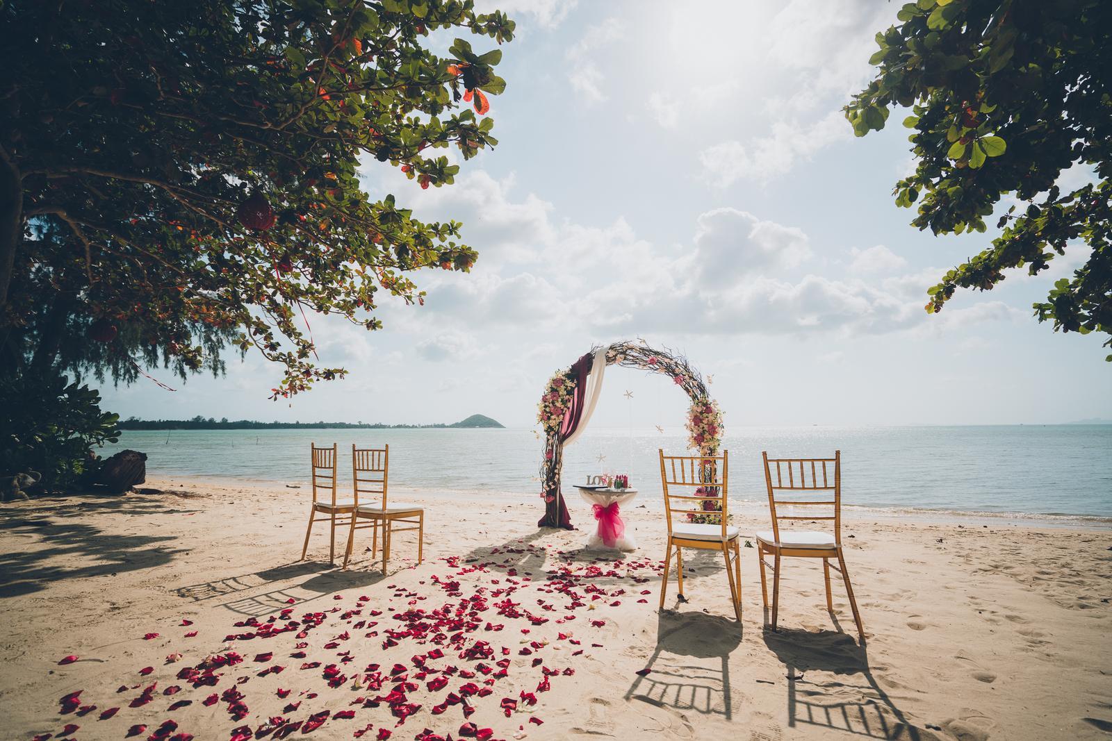 Svadba v raji Thajsko - Obrázok č. 22