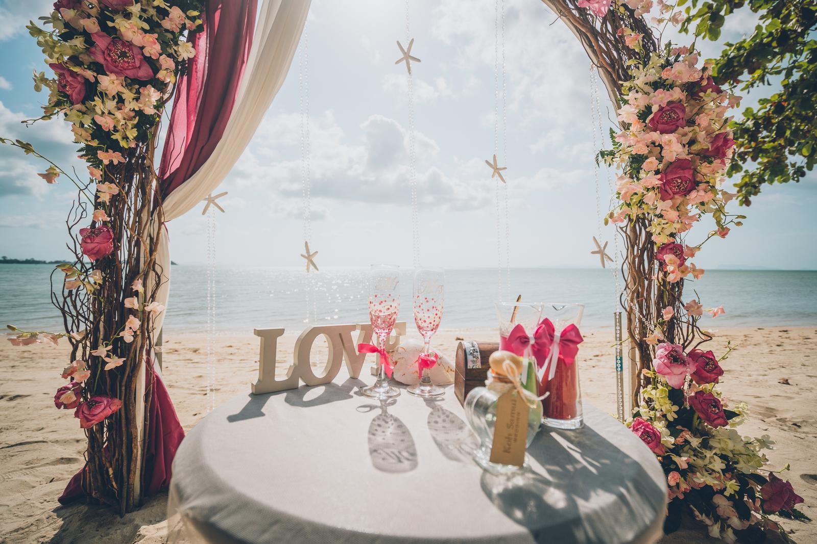 Svadba v raji Thajsko - Obrázok č. 23