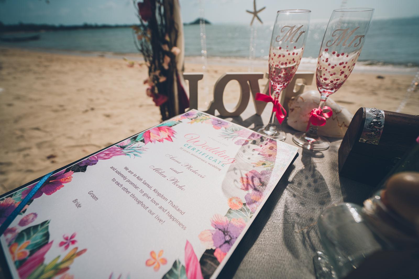 Svadba v raji Thajsko - Obrázok č. 24