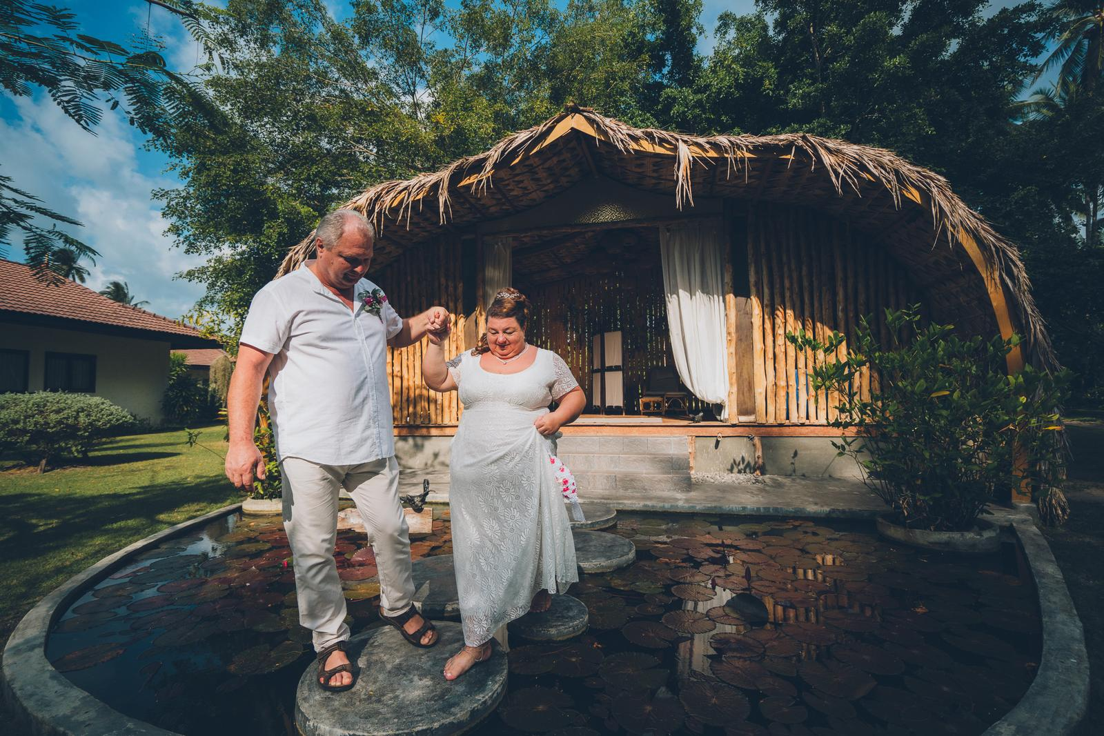 Svadba v raji Thajsko - Obrázok č. 32