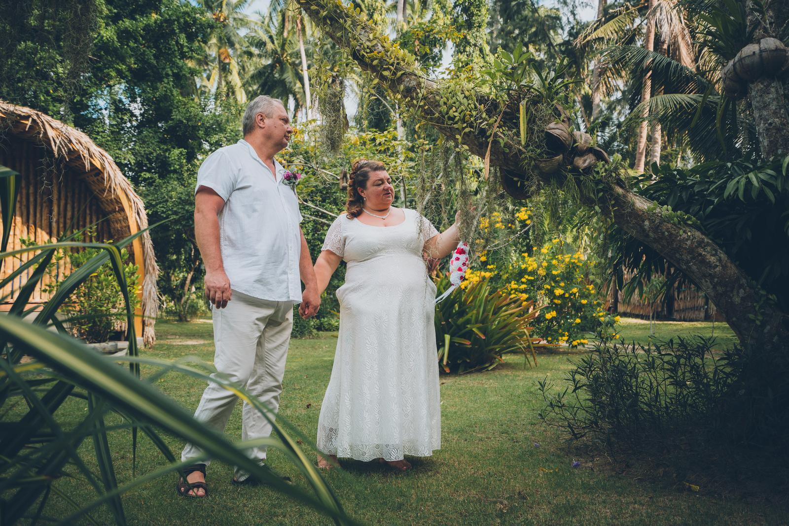 Svadba v raji Thajsko - Obrázok č. 33