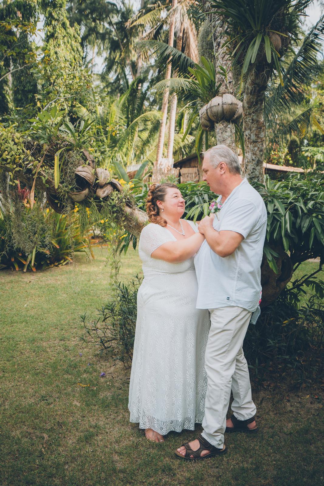 Svadba v raji Thajsko - Obrázok č. 36