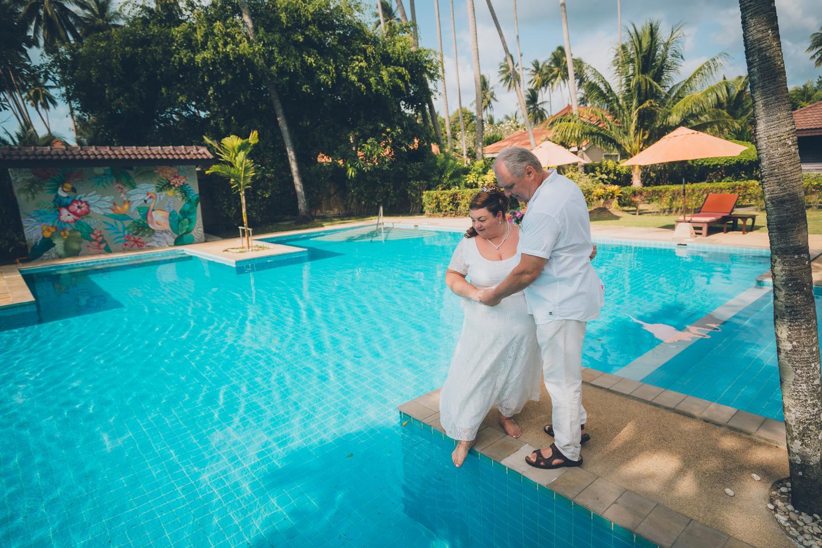 Svadba v raji Thajsko - Obrázok č. 40