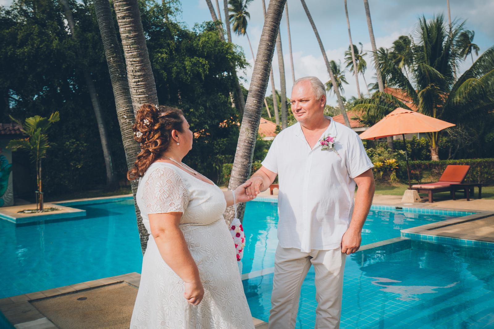 Svadba v raji Thajsko - Obrázok č. 43