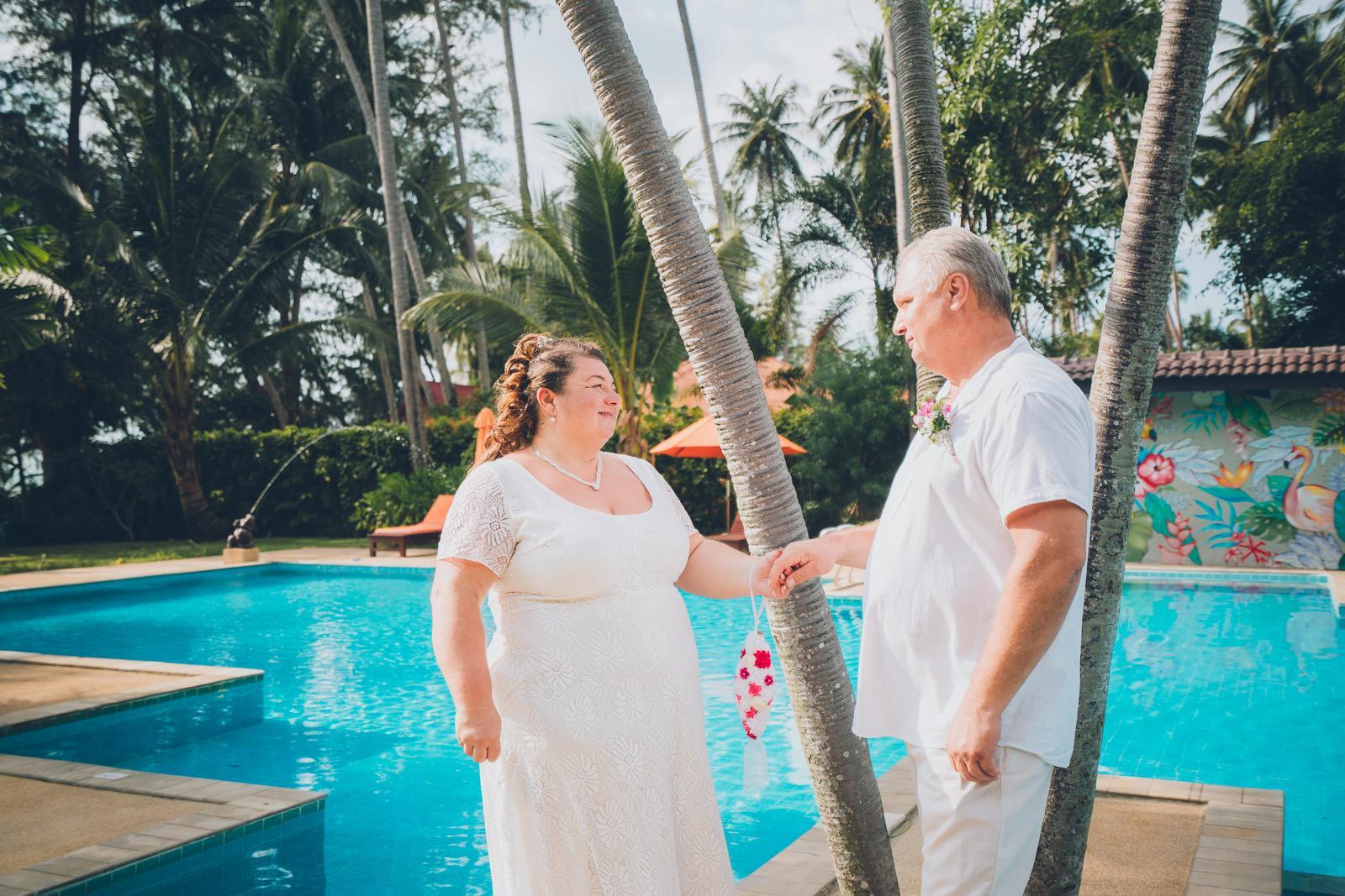 Svadba v raji Thajsko - Obrázok č. 44