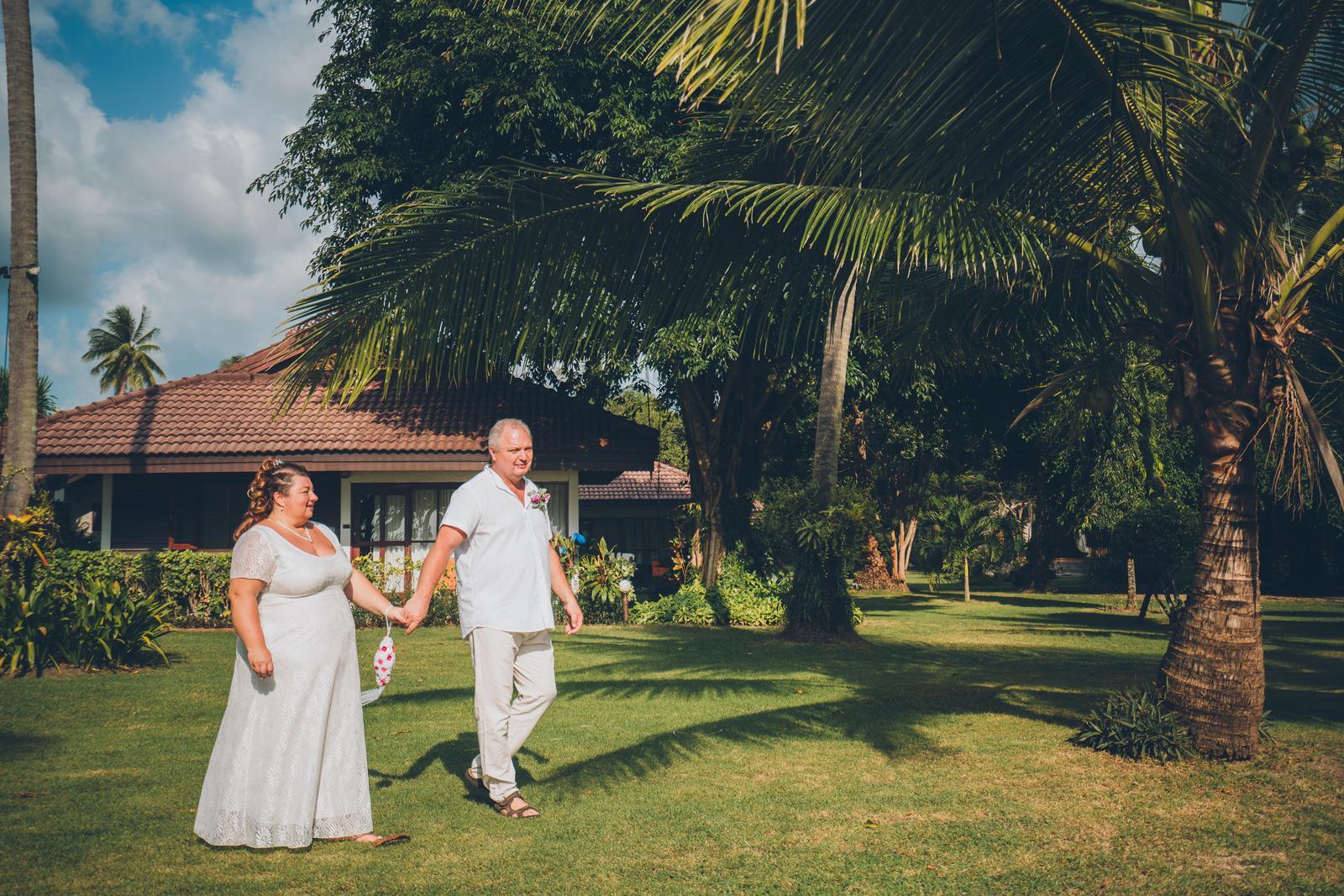Svadba v raji Thajsko - Obrázok č. 45