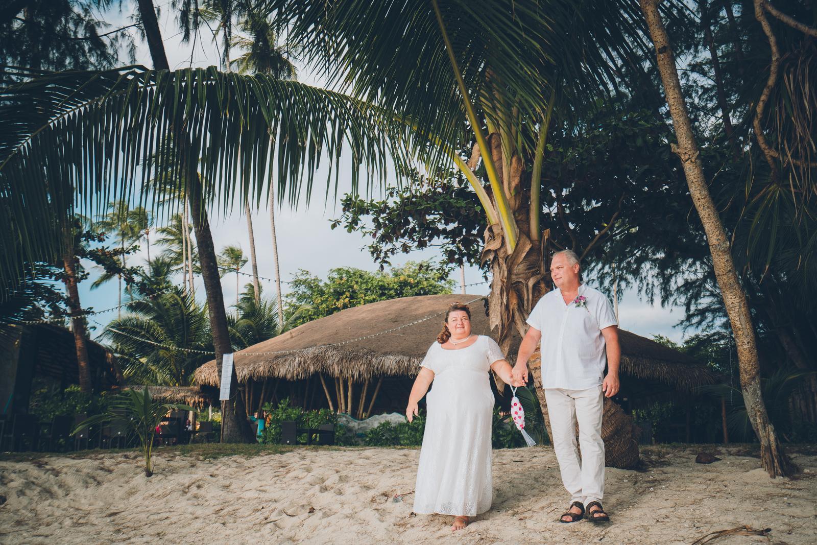 Svadba v raji Thajsko - Obrázok č. 49