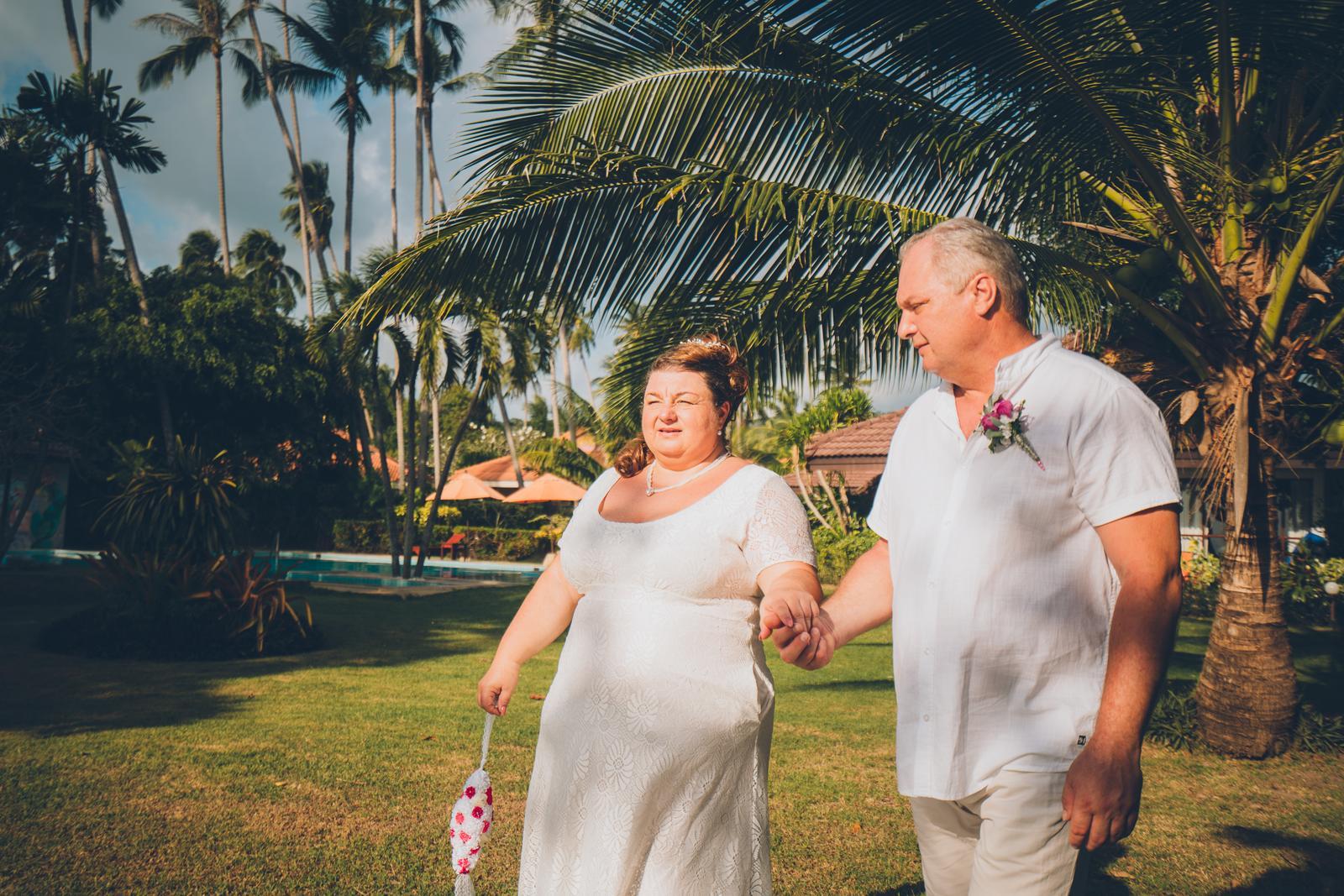 Svadba v raji Thajsko - Obrázok č. 53