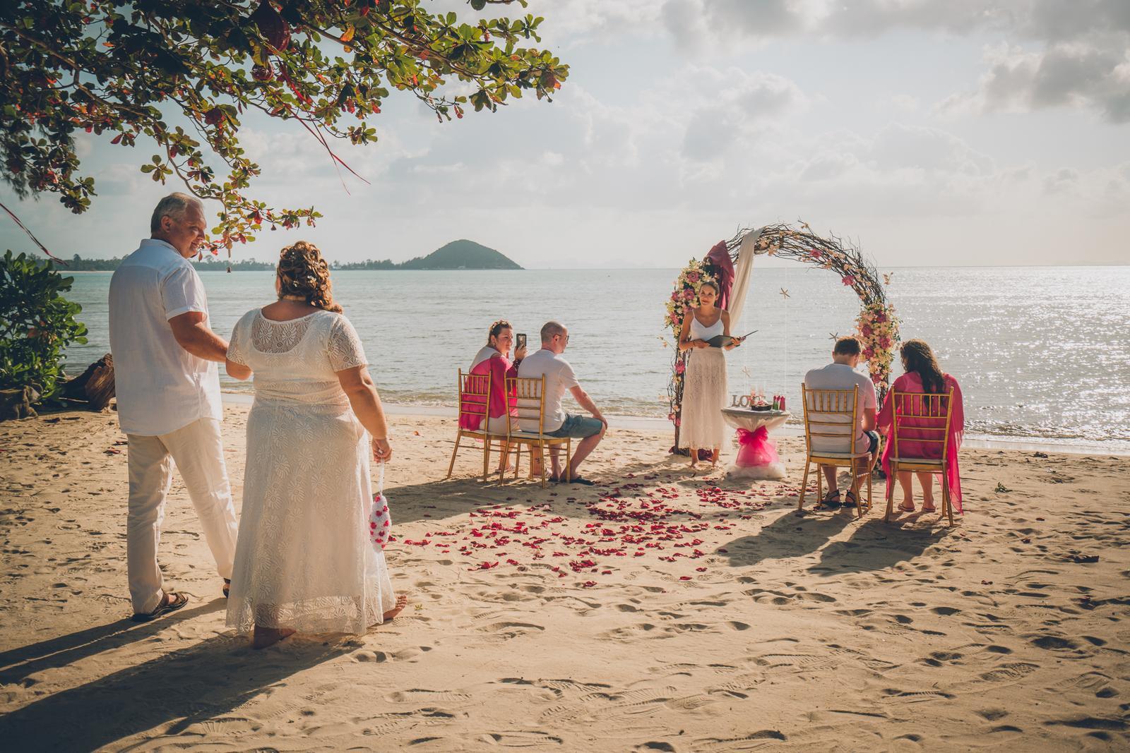 Svadba v raji Thajsko - Obrázok č. 54