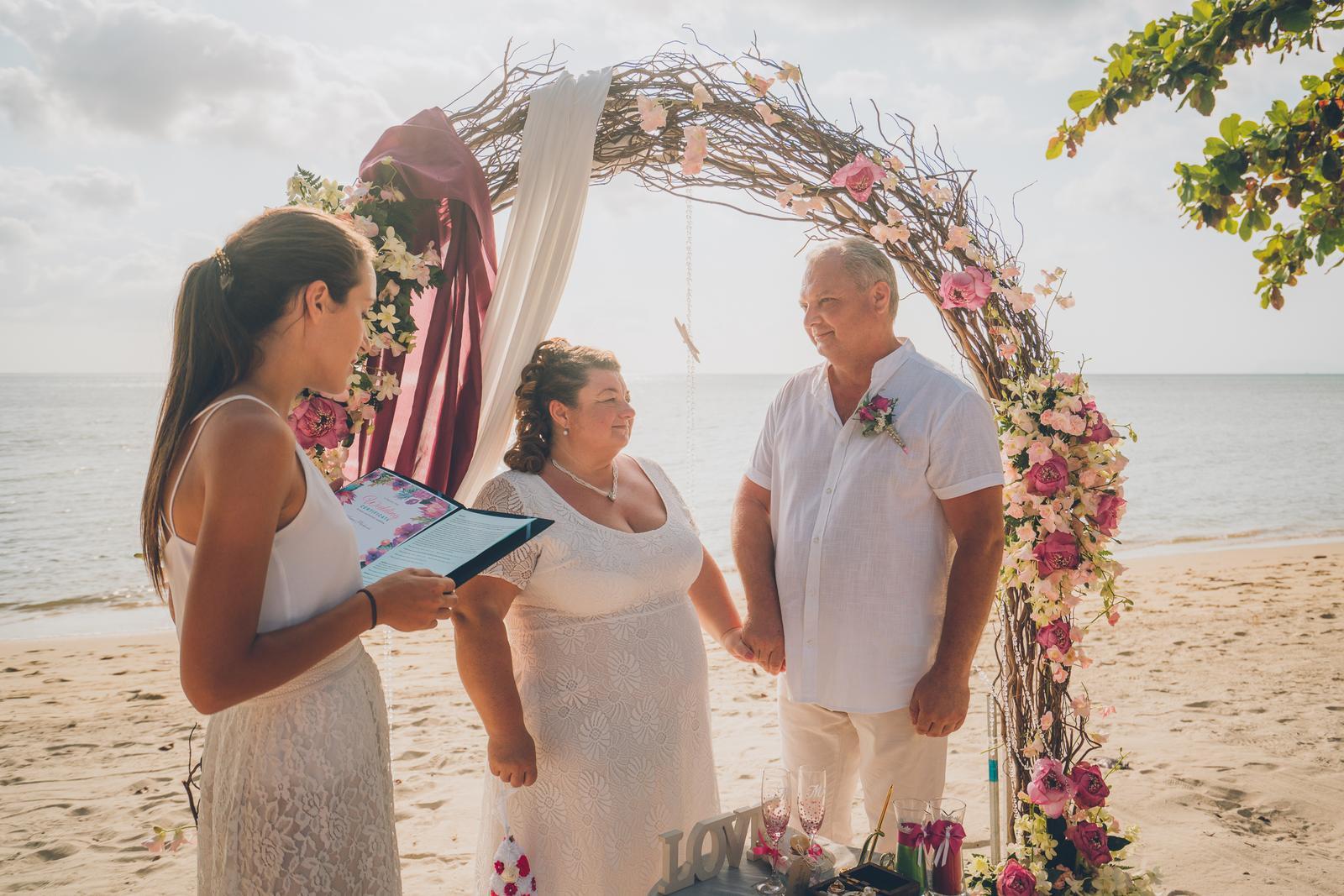 Svadba v raji Thajsko - Obrázok č. 55