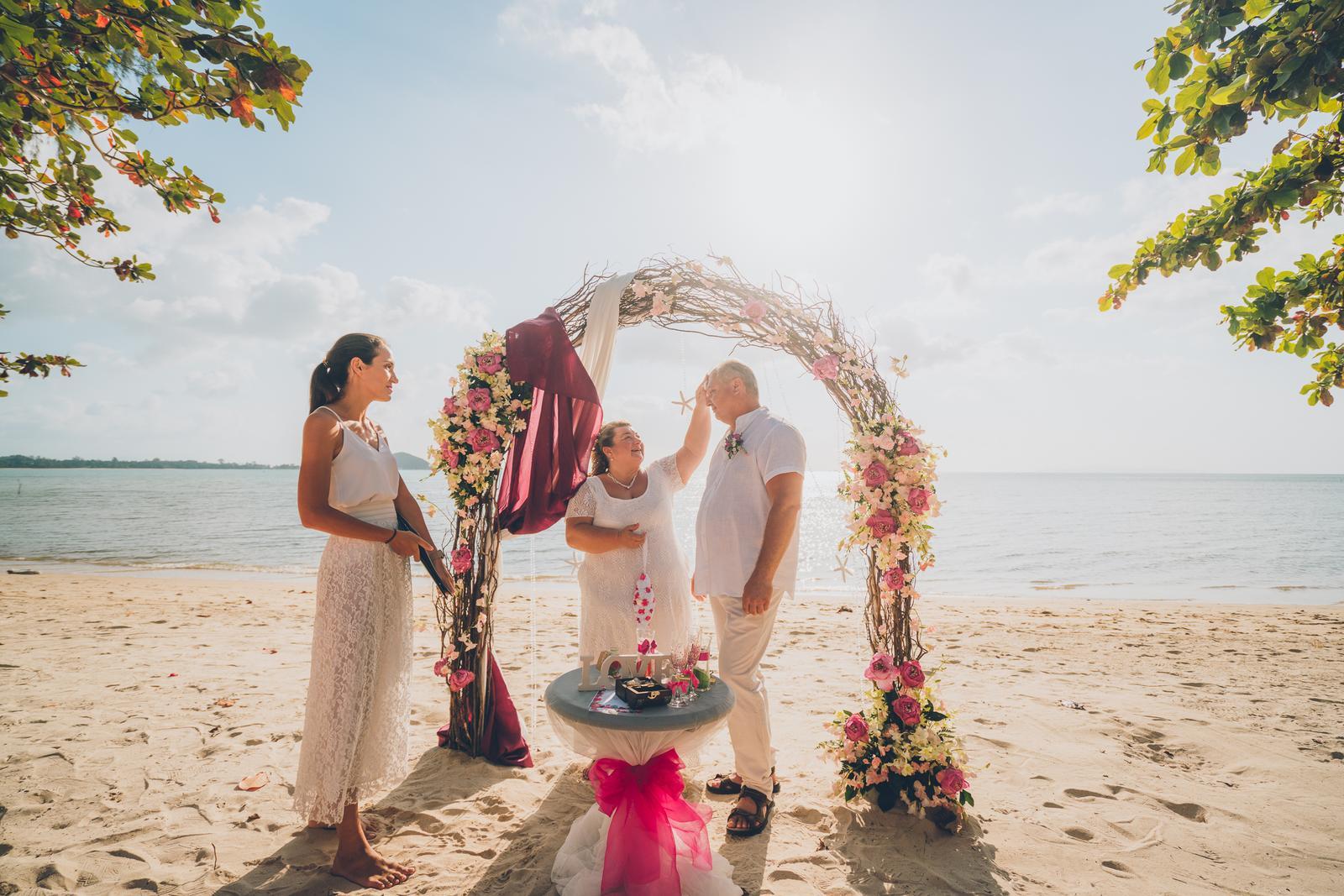 Svadba v raji Thajsko - Obrázok č. 61