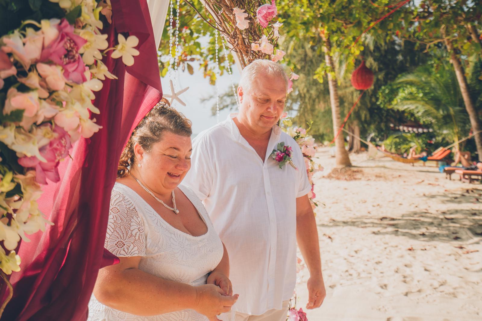 Svadba v raji Thajsko - Obrázok č. 62