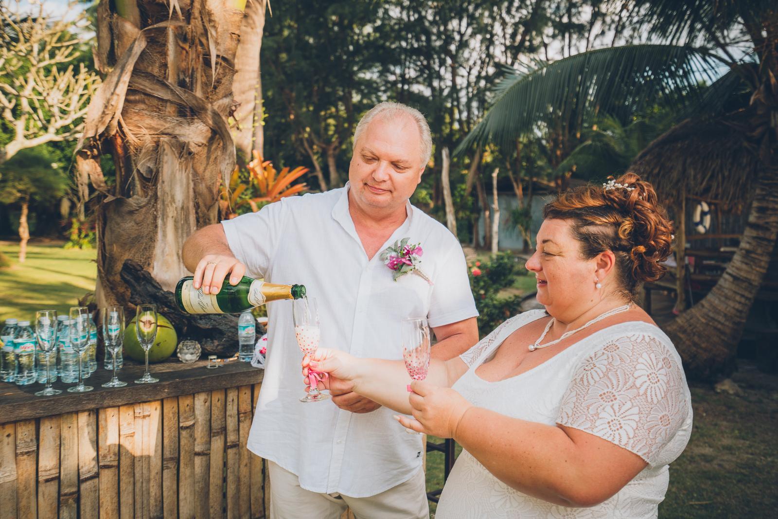 Svadba v raji Thajsko - Obrázok č. 68