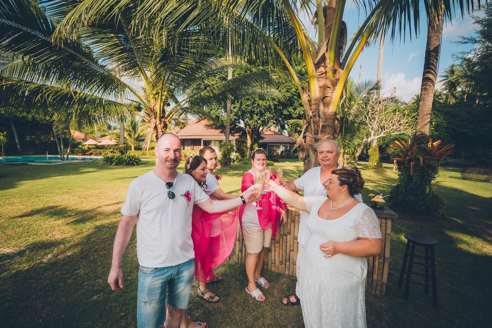Svadba v raji Thajsko - Obrázok č. 69
